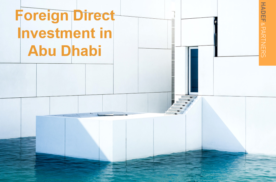 Foreign Direct Investment in Abu Dhabi