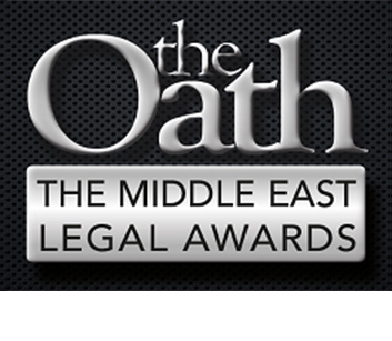 """HADEF & PARTNERS IS SHORT LISTED AS """"REGIONAL LAW FIRM OF THE YEAR"""" FOR THE OATH'S MIDDLE EAST LEGAL AWARDS"""
