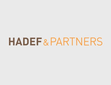 HADEF & PARTNERS ANNOUNCES NEW PARTNER APPOINTMENTS FOR 2015