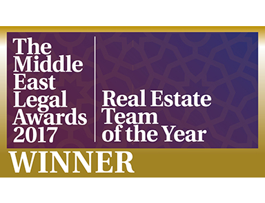 Hadef & Partners is delighted to have gained recognition for recent deals winning two categories at the Middle East Legal Awards 2017, hosted by LegalWeek and ACC