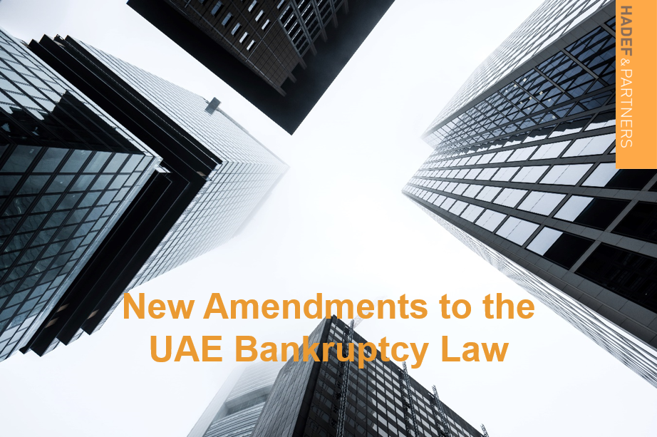 New Amendments to the UAE Bankruptcy Law