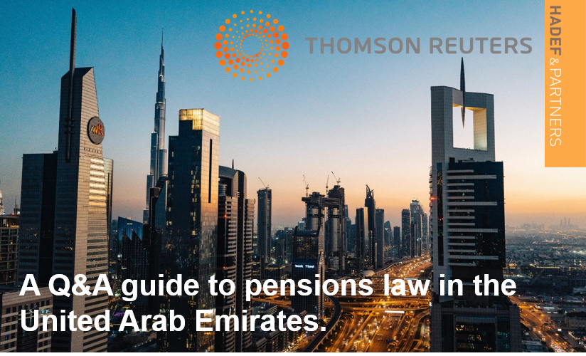 Regulation of state and supplementary pension schemes in United Arab Emirates: overview
