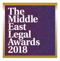 Shortlisted for Corporate Team of the Year 2018