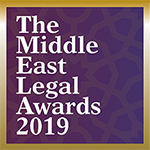 Highly regarded for Regional Law Firm of the Year 2019