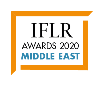 Shortlisted for UAE National Law Firms of the Year 2020
